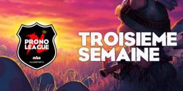 Prono League LFL : pronostiquez sur la Semaine 3