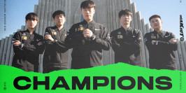 Les RNG remportent le MSI 2021 !