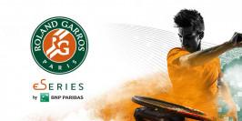 La quatrième édition des Roland-Garros eSeries avec la Team MCES