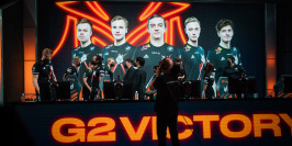 Direction les playoffs du LEC pour G2 Esports