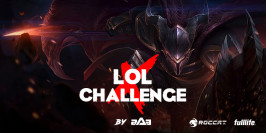 League of Legends Challenge by *aAa* : September Edition
