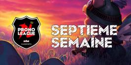Prono League LFL : pronostiquez sur la Semaine 7