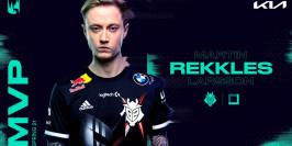 LEC : Rekkles est le MVP du Spring Split 2021