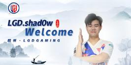 Mercato LoL : Shad0w rejoint LGD Gaming