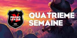 Prono League LFL : pronostiquez sur la Semaine 4