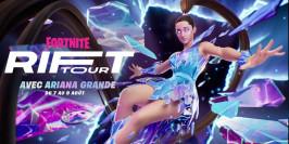 Ariana Grande sur Fortnite pour le Rift Tour : les dates et replay du concert