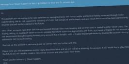 Comment aider Valve à combattre le boosting et les smurfs ?