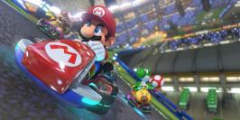 Jiraya lance la Ligue Francophone Mario Kart 8 Deluxe