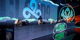 Cloud9 enregistre sa première victoire dans ce Rumble Stage