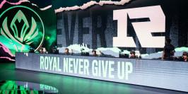 RNG s'impose in extremis face à PGG dans cette 2 journée du Rumble Stage