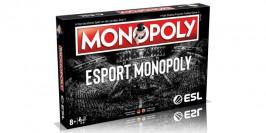 Le Monopoly Esport par l'ESL