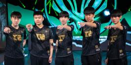 Une imposante victoire des RNG face à MAD Lions dans ce MSI 2021
