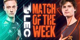 LEC : G2 Esports - Fnatic en match de la semaine