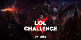League of Legends Challenge by *aAa* : August Edition