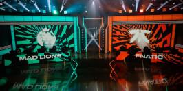Plus de 720 000 personnes devant MAD Lions - Fnatic, la finale du LEC Summer Split