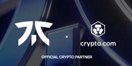 Fnatic en partenariat avec Crypto.com pour 15 millions de dollars