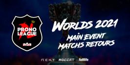 Prono League Worlds : pronostiquez sur la troisième session