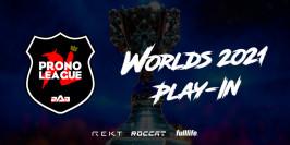 Prono League Worlds : le récap' du Play-In