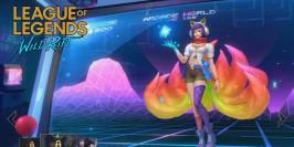 Présentation de l'événement Arcade dans Wild Rift