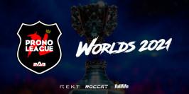 Prono League Worlds : pronostiquez sur la deuxième session