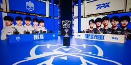 DWG KIA se qualifie pour les playoffs des Worlds 2021