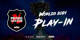 Prono League Worlds : pronostiquez sur le Play-In, plus de 2000€ de lots sont à gagner