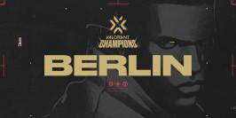 Les Valorant Champions auront lieu à Berlin, en Allemagne
