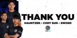 Mercato LoL : Hauntzer, Cody Sun et Sword quittent TSM Academy