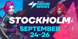 Riot Games annonce les Wild Rift Origin Series à Stockholm