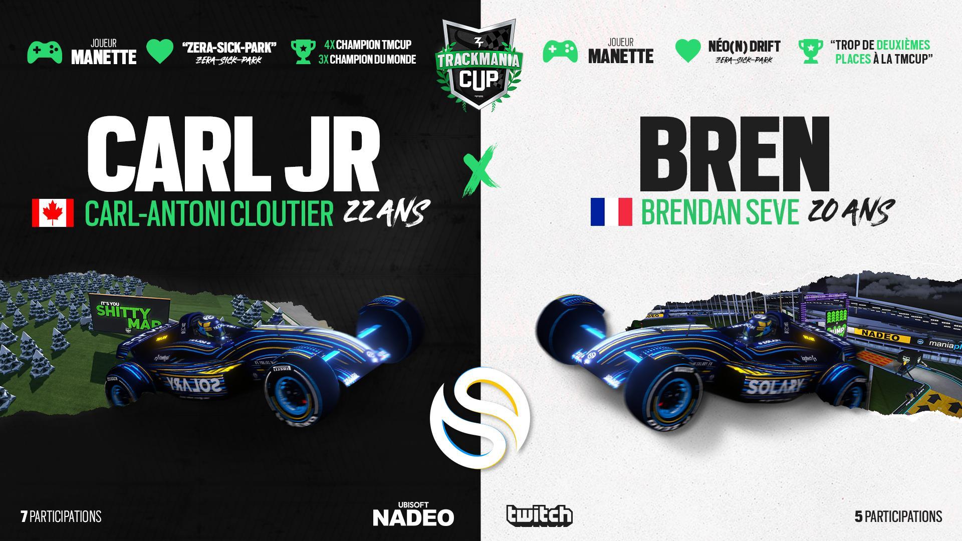 La ZrT TrackMania Cup 2020 à l'AccorHotels Arena !